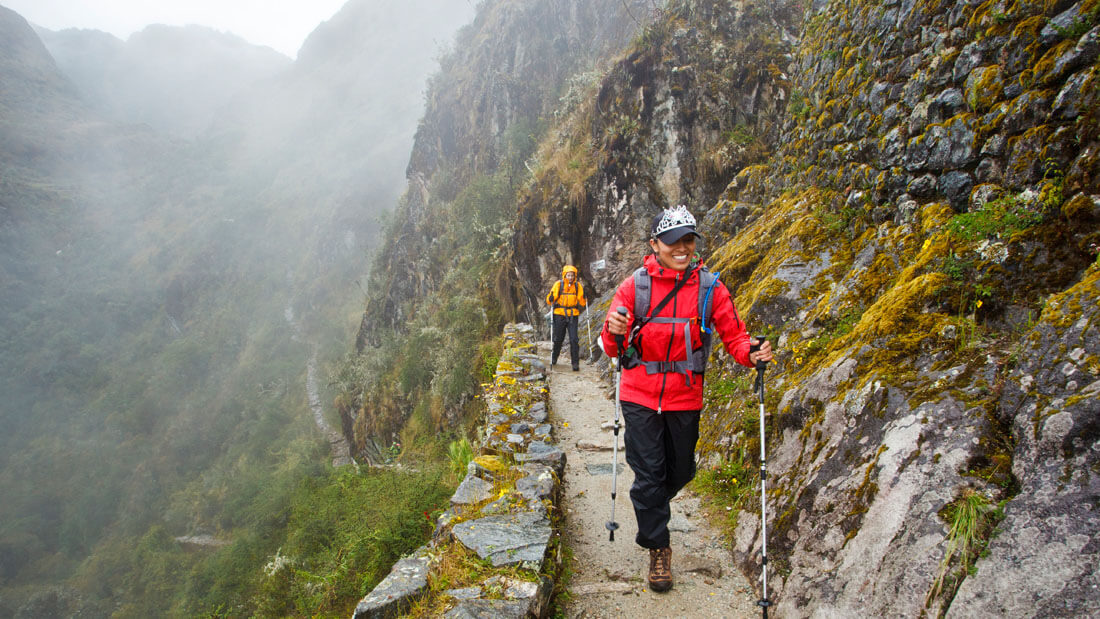 Photo of Hiking the Inca Trail to Machu Picchu