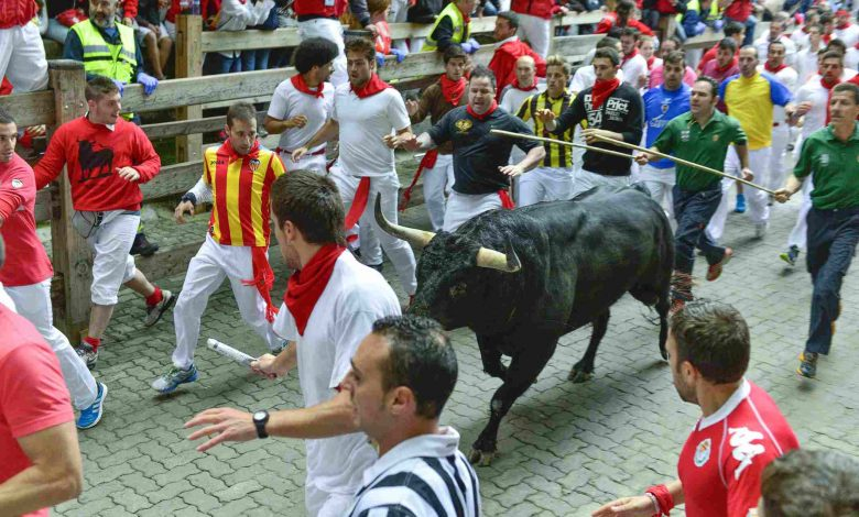 Why celebrate the San Fermin Festival in Spain and let's know the Bull Run rule